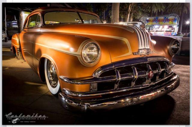 Pontiac 1949 - 54 custom & mild custom - Page 3 Kustom10