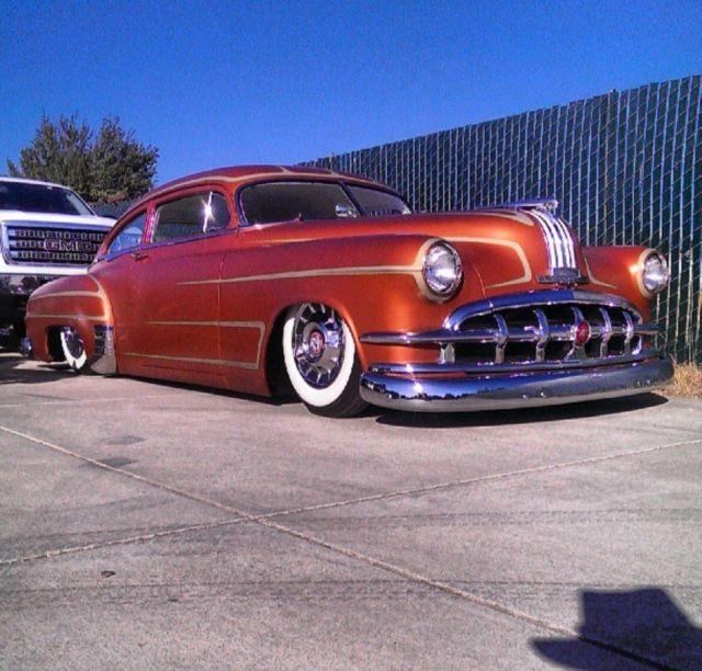 Pontiac 1949 - 54 custom & mild custom - Page 3 Kustom11