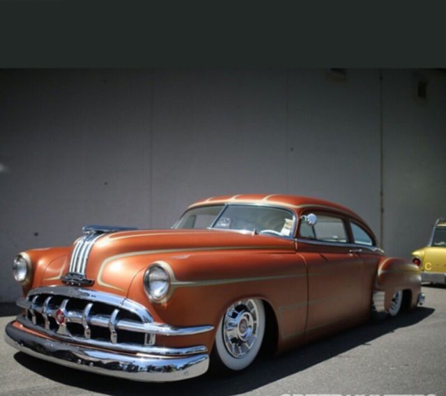 Pontiac 1949 - 54 custom & mild custom - Page 3 Kustom12