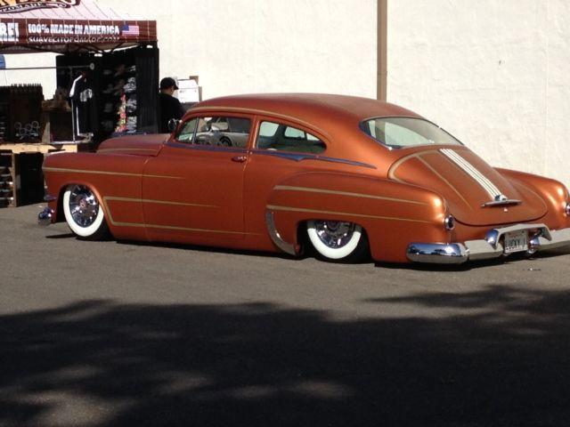 Pontiac 1949 - 54 custom & mild custom - Page 3 Kustom13