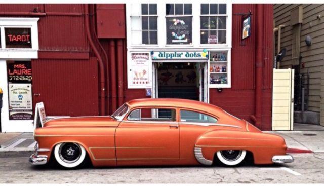 Pontiac 1949 - 54 custom & mild custom - Page 3 Kustom16