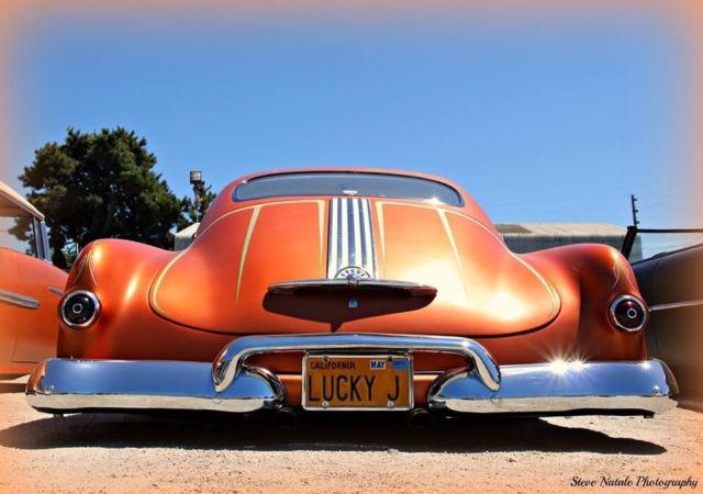 Pontiac 1949 - 54 custom & mild custom - Page 3 Kustom17