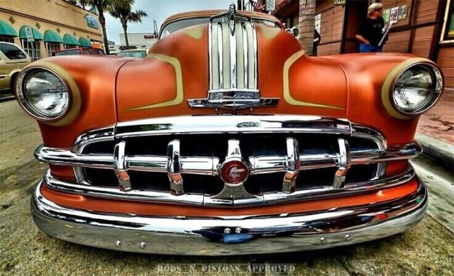 Pontiac 1949 - 54 custom & mild custom - Page 3 Kustom19