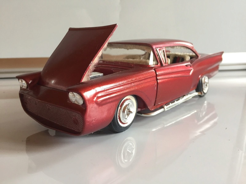 Vintage built automobile model kit survivor - Hot rod et Custom car maquettes montées anciennes - Page 6 S-l16013