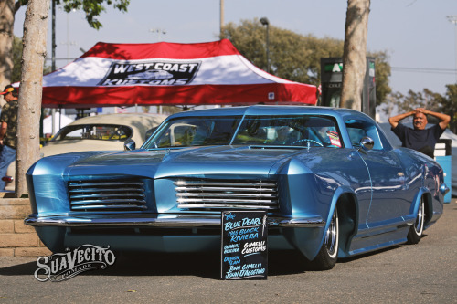 1965 Buick Riviera - The Blue Pearl - Gimelli Customs Tumblr10