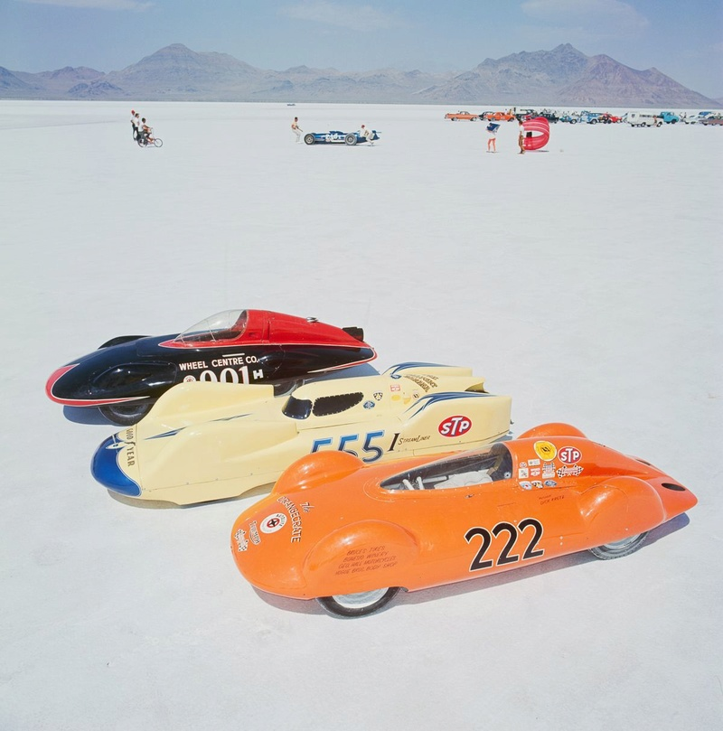 August 1966  Salt flat speed trials Upload10