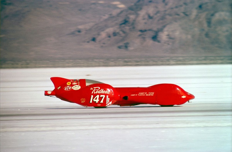 August 1966  Salt flat speed trials Upload11