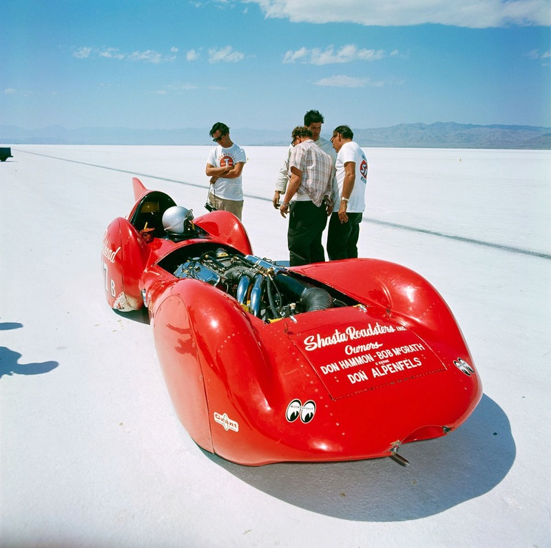 August 1966  Salt flat speed trials Upload13