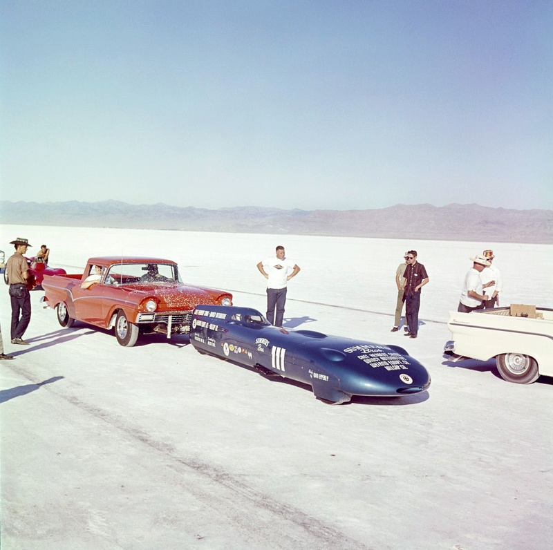 August 1966  Salt flat speed trials Upload15