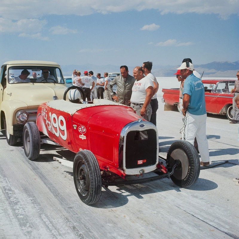August 1966  Salt flat speed trials Upload17