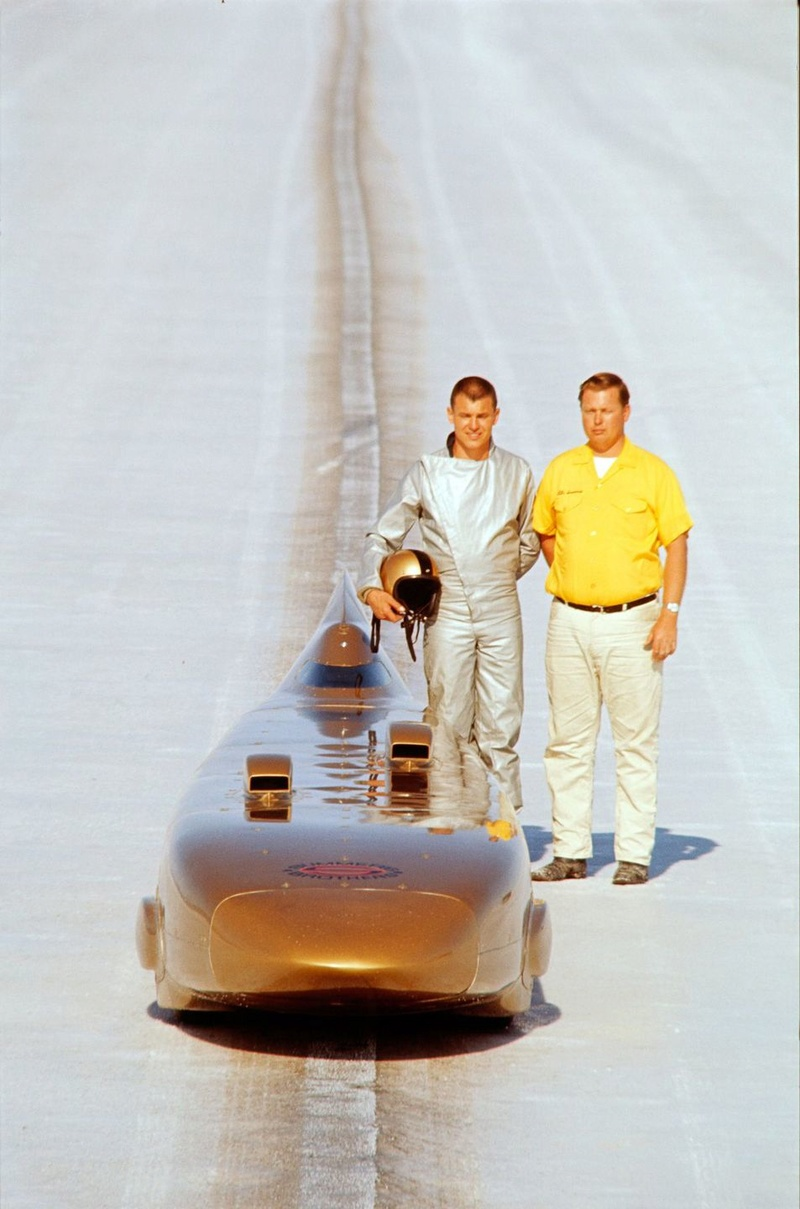August 1966  Salt flat speed trials Upload18