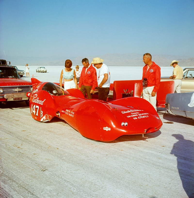 August 1966  Salt flat speed trials Upload23