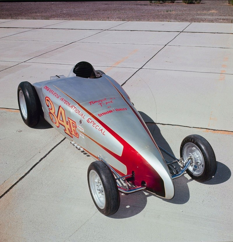 August 1966  Salt flat speed trials Upload27