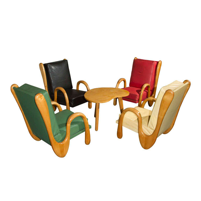 Chaises design - Modernist & Googie Chairs - Page 5 X10