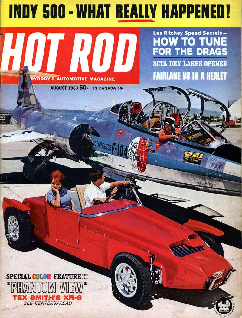 Tex Smith's Hot Rod XR-6 Xr6-hr10