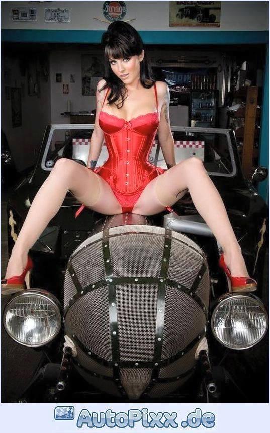 Hot Rod Pinup  14224710