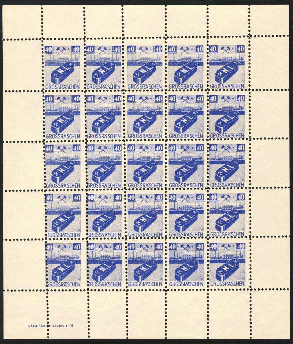 nach - Deutsche Lokalausgaben nach 1945 - Seite 8 46a10