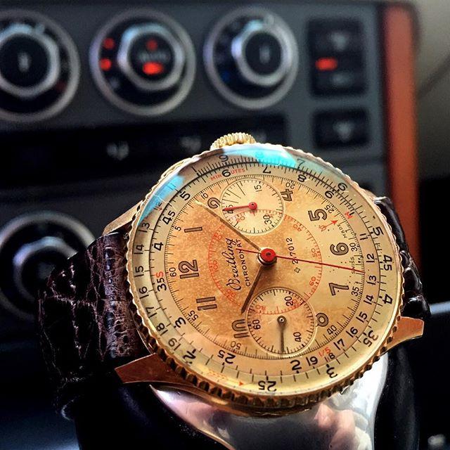 Breitling et le CHRONOMAT ref769 13248810