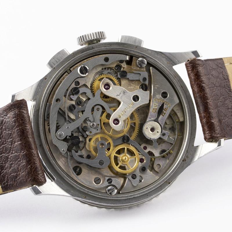 Breitling et le CHRONOMAT ref769 37_810