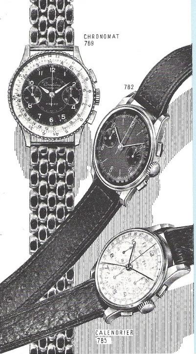 Breitling et le CHRONOMAT ref769 Chrono13