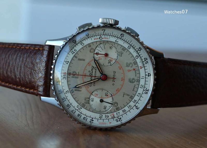 Breitling et le CHRONOMAT ref769 Dsc_0014