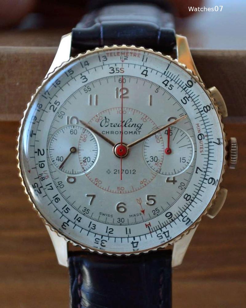 Breitling et le CHRONOMAT ref769 Dsc_0017