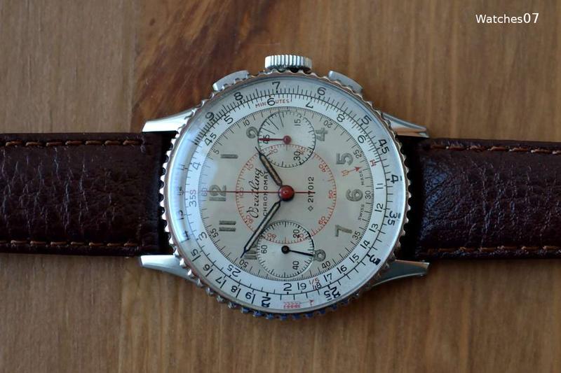 Breitling et le CHRONOMAT ref769 Dsc_0022