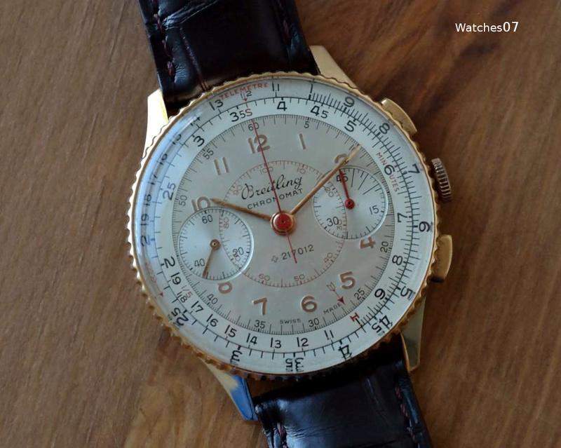 Breitling et le CHRONOMAT ref769 Dsc_0023