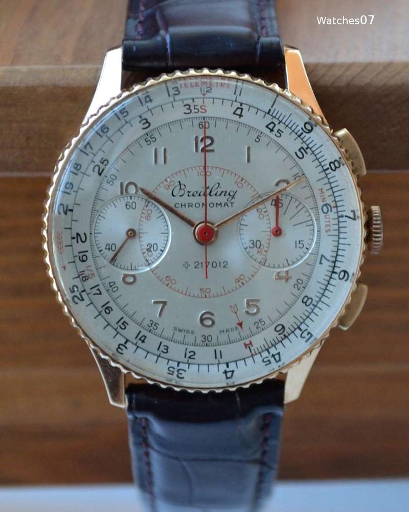 Breitling et le CHRONOMAT ref769 Dsc_0029