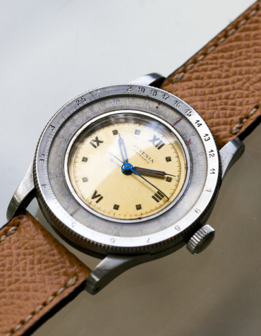 Breitling et le CHRONOMAT ref769 Juveni11