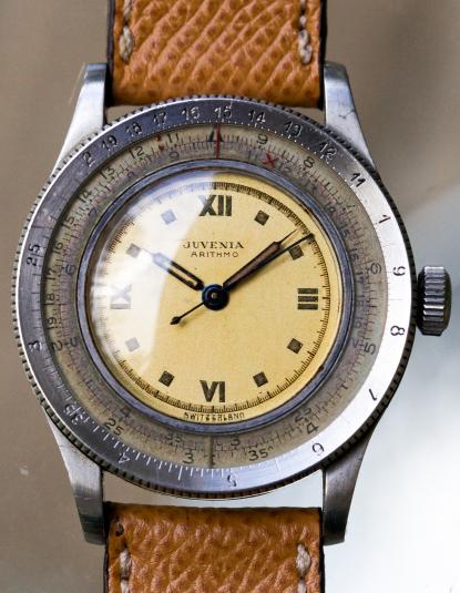 Breitling et le CHRONOMAT ref769 Juveni12