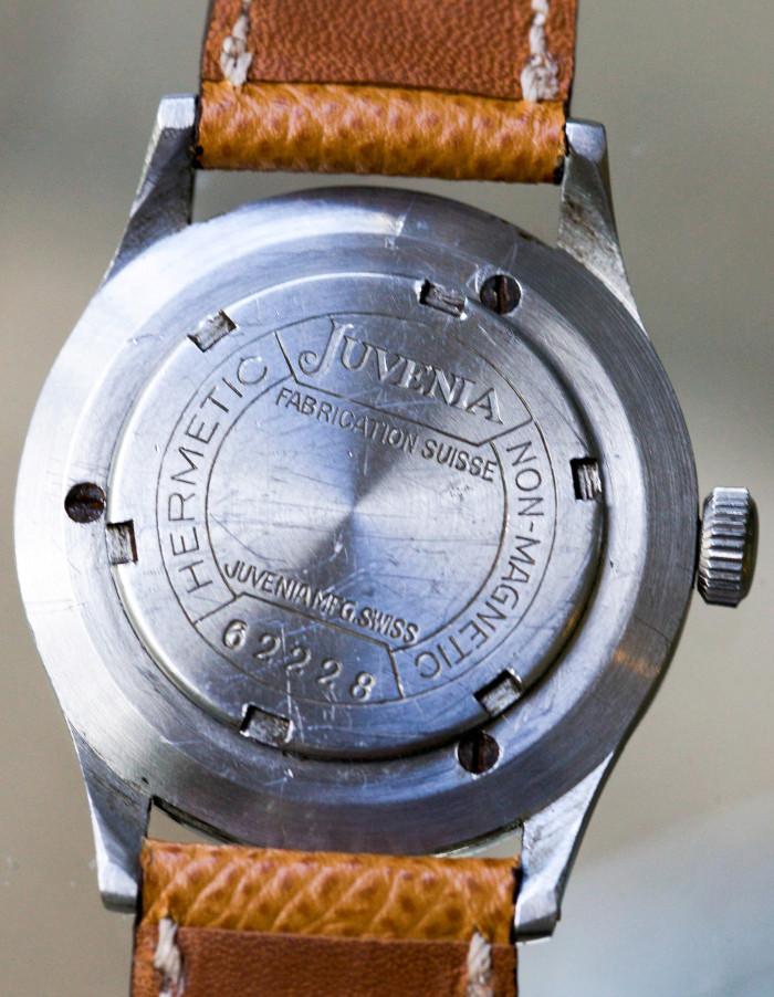 Breitling et le CHRONOMAT ref769 Juveni14