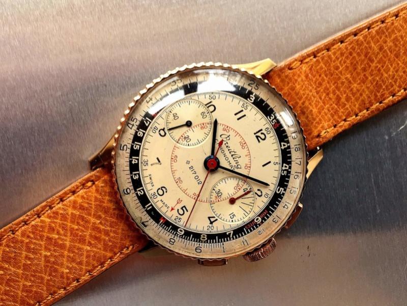 Breitling et le CHRONOMAT ref769 Receiv10