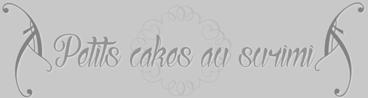 Petits cakes au surimi Recett10
