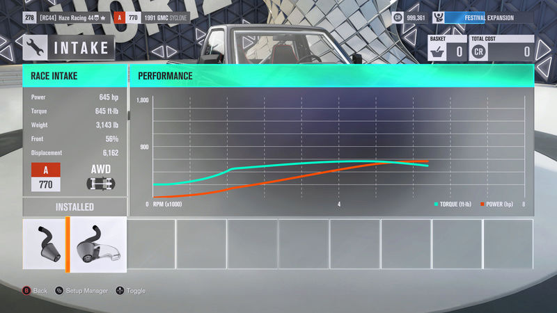 (FH3) Byron Bay High Speed Sprint (Results up!) 511