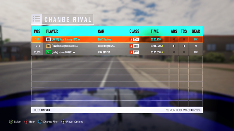 (FH3) Byron Bay High Speed Sprint (Results up!) 610