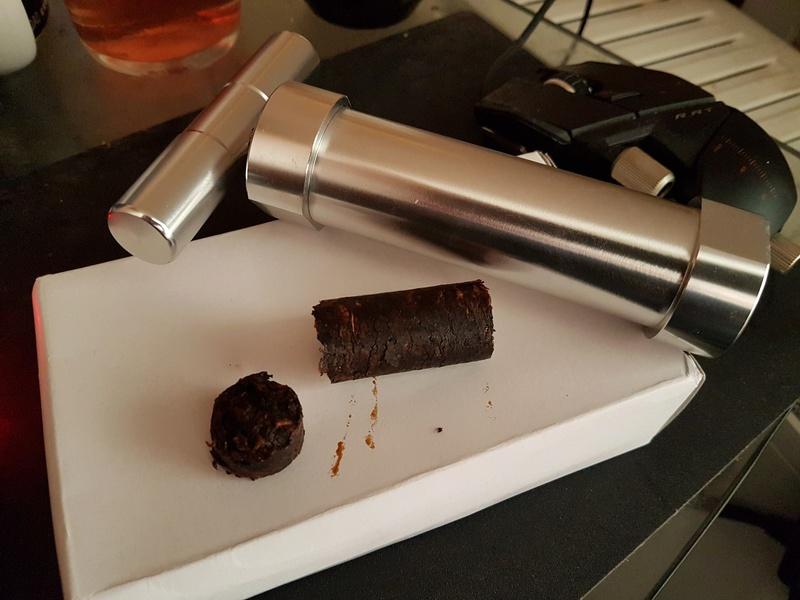 diy tobacco plug 20160913