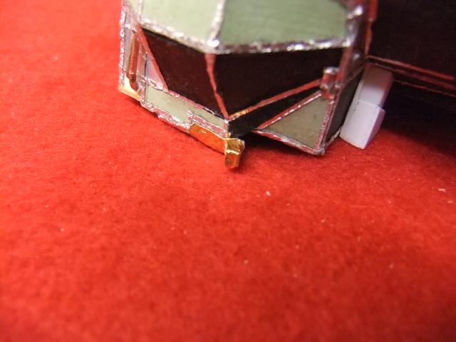 Le Module Lunaire de MONOGRAM/REVELL au 1/48ieme ! Dscf3432