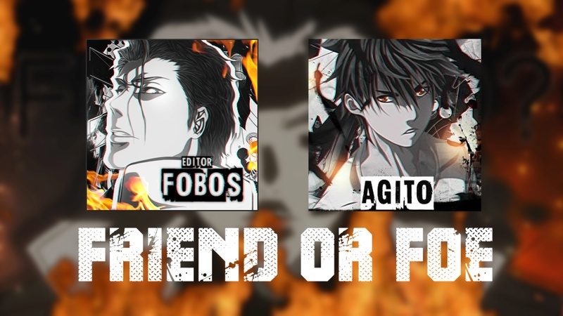 fobos - [Agito&Fobos] - Friend Or Foe  Poster10
