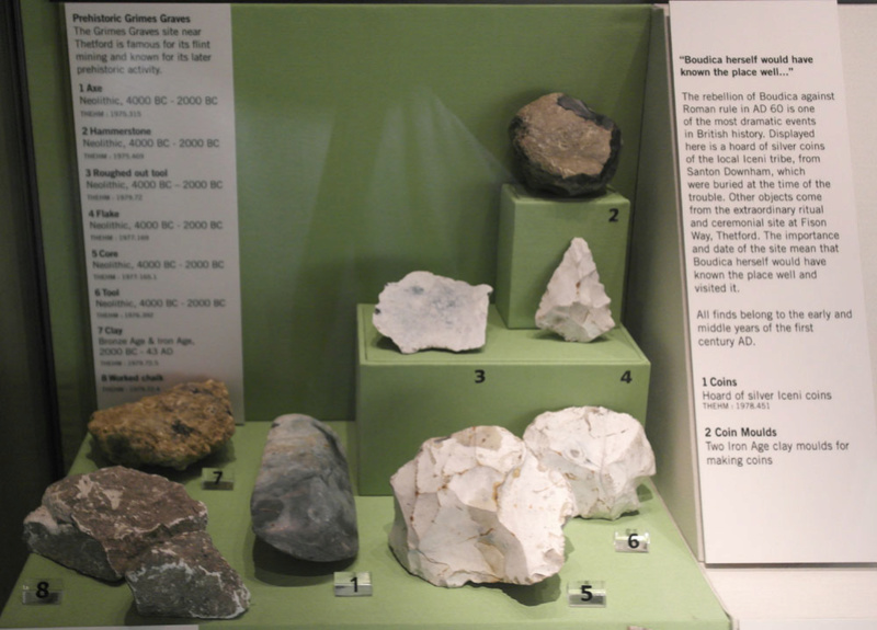 Lithics on display in museums _sam4816