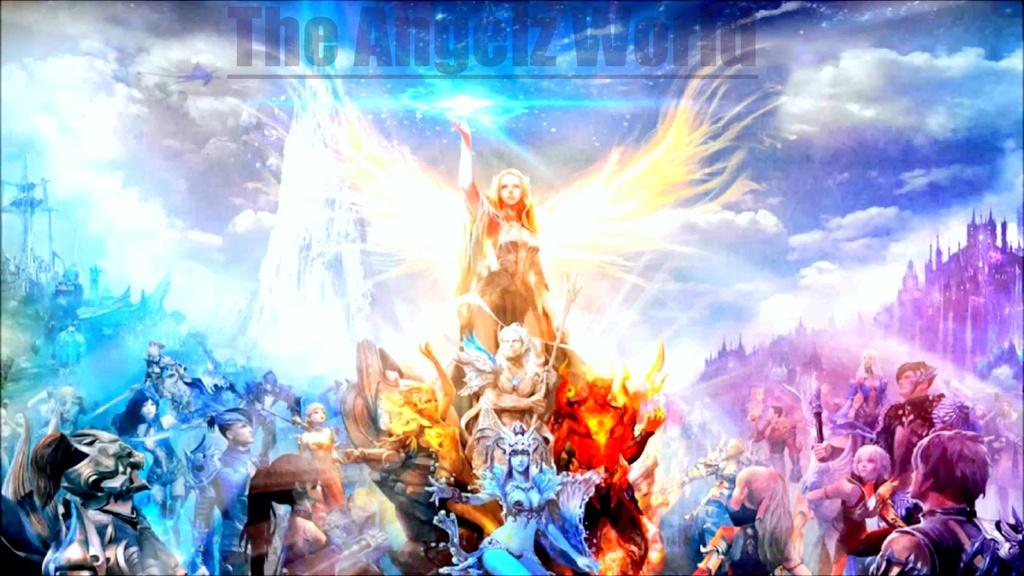 The Angelz World