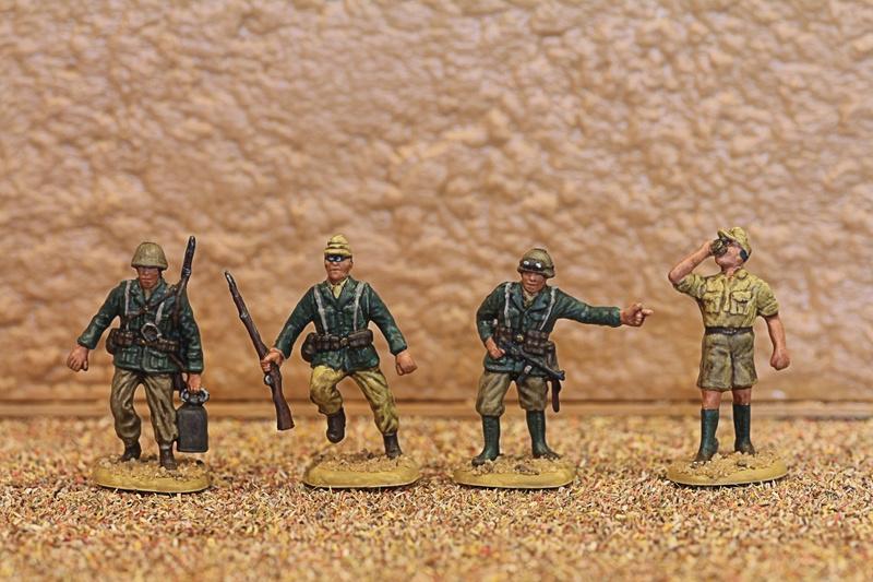 Figuren WW II Revell10