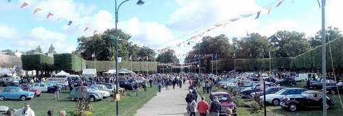 9e Festival de Voitures Anciennes à Dourdan, 2 octobre 2016 20161011