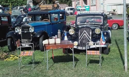 9e Festival de Voitures Anciennes à Dourdan, 2 octobre 2016 20161012