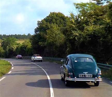 6ème Rallye du Rendez-Vous de la Reine le 18 septembre 2016 - Page 2 Dscn6013