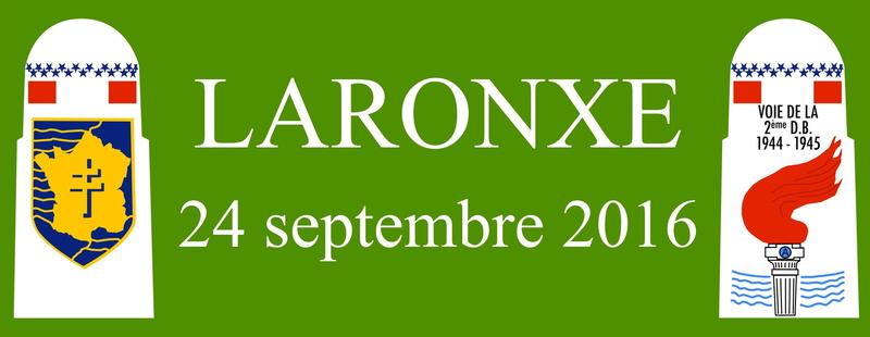 Borne du serment de Koufra: LARONXE (54) Bandea12