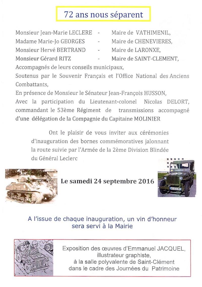 Borne du serment de Koufra: LARONXE (54) Lorrai10