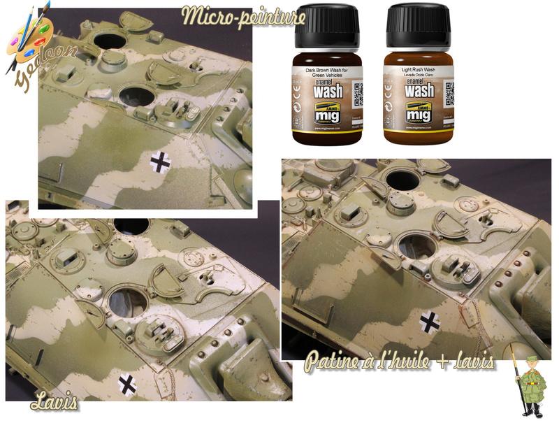 Jagdpanther Sd.Kfz.173 – 1/35ème Dragon - Equipage terminé - Page 2 001_pl11