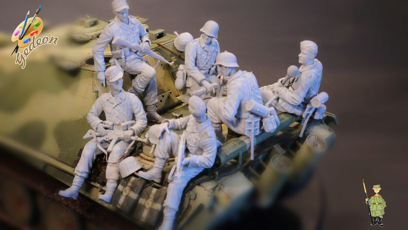 Jagdpanther Sd.Kfz.173 – 1/35ème Dragon - Equipage terminé - Page 5 12_fig15