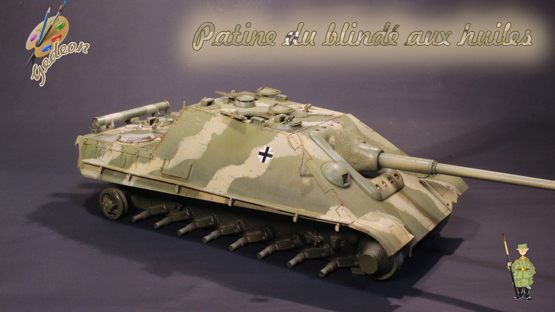 Jagdpanther Sd.Kfz.173 – 1/35ème Dragon - Equipage terminé - Page 2 6_dybu12